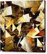 Abstraction 2399 Acrylic Print