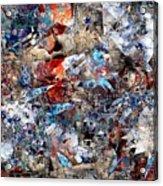 Abstraction 2400 Acrylic Print