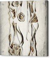 Abstraction 2819 Acrylic Print