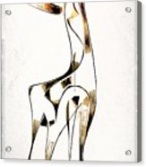 Abstraction 2922 Acrylic Print
