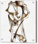 Abstraction 2924 Acrylic Print