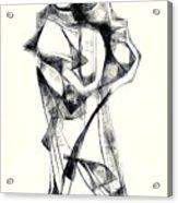 Abstraction 2925 Acrylic Print