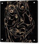 Abstraction 2978 Acrylic Print
