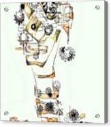 Abstraction 2988 Acrylic Print