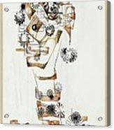 Abstraction 2990 Acrylic Print