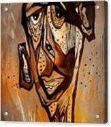 Abstraction 3299 Acrylic Print