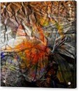 Abstraction 3415 Acrylic Print