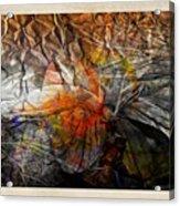 Abstraction 3417 Acrylic Print