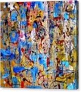 Abstraction 763 - Marucii Acrylic Print