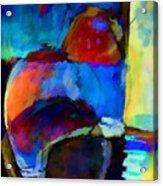 Abstraction 775 - Marucii Acrylic Print