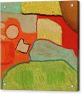 Abstraction123 Acrylic Print