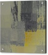 Abstractionnel - Ww59j121129158yll Acrylic Print