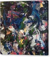 Abstractions And Revelations 2 Acrylic Print