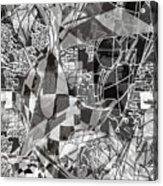 pERMEABLE aBSTRACTION  Acrylic Print