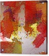 Abstrakt In Serie Acrylic Print