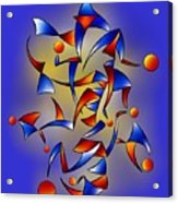 Abugila V5 Acrylic Print