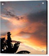 Abuja Sunset Acrylic Print