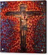 Abundant Love Acrylic Print by Richard  Hubal