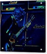 Ac Dc Electrifies The Blues Acrylic Print