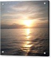 Acapulco Sunset Acrylic Print