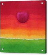 Acceptance Original Painting Acrylic Print