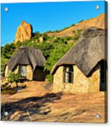 Accommodation In Bulawayo  Acrylic Print