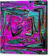 Ace In The Hole Acrylic Print