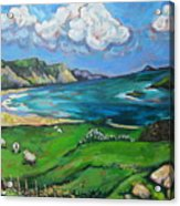 Achill Island Acrylic Print