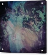 Acid Wash Acrylic Print