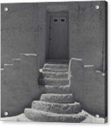 Acoma Steps Acrylic Print