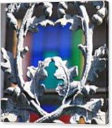 Acorn Ironwork Acrylic Print