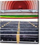 Acoustics Acrylic Print