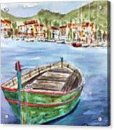 Across The Bay Acrylic Print