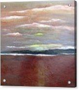 Across The Horizon Acrylic Print