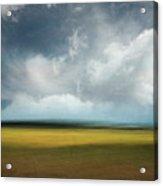 Across The Marsh Acrylic Print