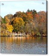 Across The Pond Acrylic Print
