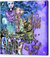Across The Sky Acrylic Print