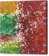 Acrylic Abstract 15-x.x.xx Acrylic Print