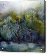 Ada River Acrylic Print