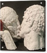 Adam And Adam Acrylic Print