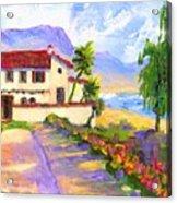 Adamson Home Malibu Acrylic Print