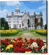 Adare Manor Golf Club, Co Limerick Acrylic Print