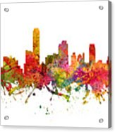 Adelaide Australia Cityscape 08 Acrylic Print