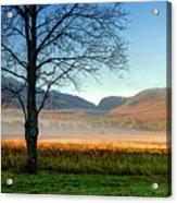 Adirondack Landscape 1 Acrylic Print