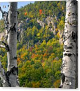 Adirondack Mountains New York Acrylic Print