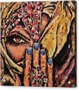 Adivina Acrylic Print
