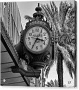 Adler's Time  Acrylic Print