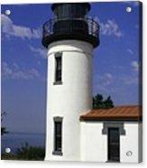 Admiralty Head Lighthouse Li2024b Acrylic Print
