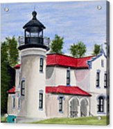 Admiralty Head Lighthouse Acrylic Print