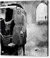 Adolf Hitler Shortly After His Release From Prison 1924-2012 Acrylic Print